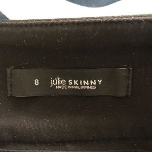 Loft Julie Skinny pants